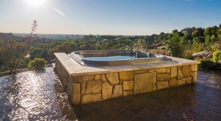 buying a hot tub spa