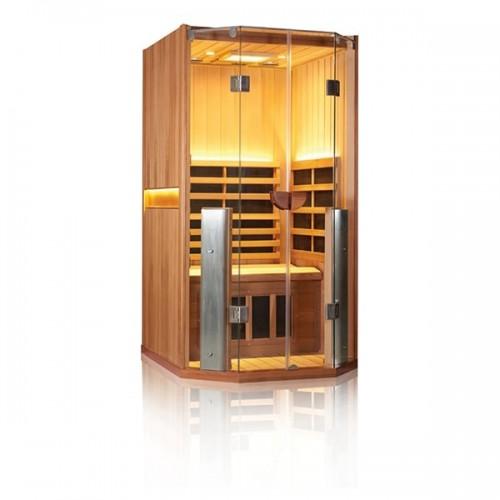 Jacuzzi Sanctuary 1 infrared sauna in Ontario