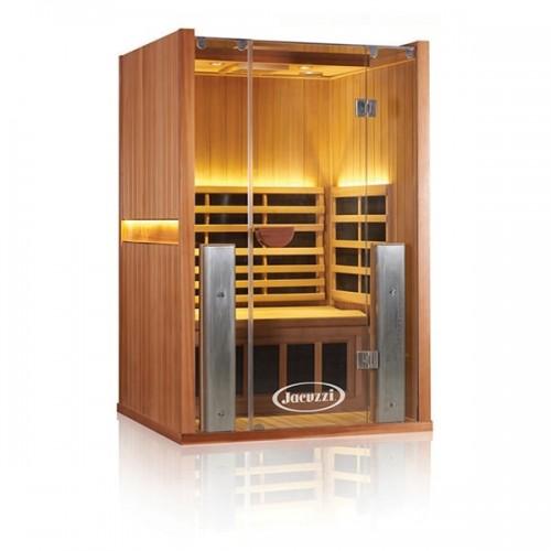 Jacuzzi Sanctuary 2 infrared sauna in Ontario