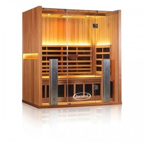 Jacuzzi Sanctuary 3 infrared sauna in Ontario