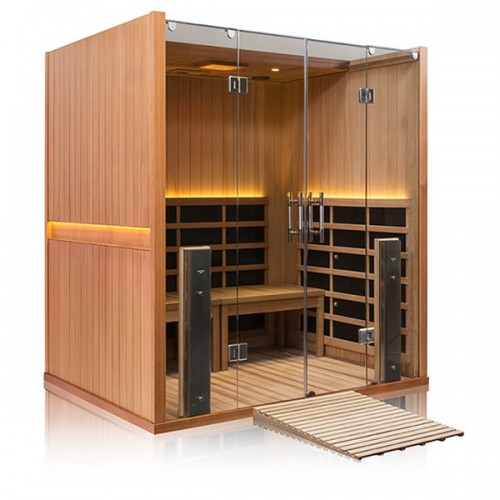 Jacuzzi Sanctuary Retreat infrared sauna in Ontario