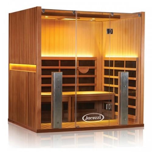 Jacuzzi Sanctuary Y infrared sauna in Ontario