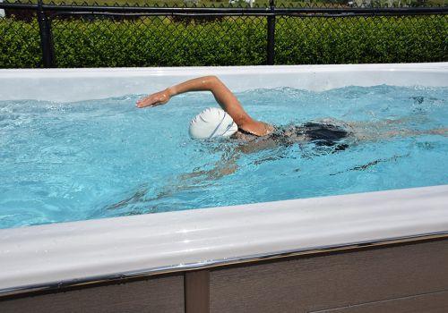 All Season Pool in Burlington, Ontario