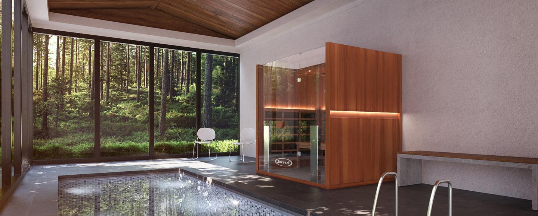 indoor Infrared Sauna in Ontario