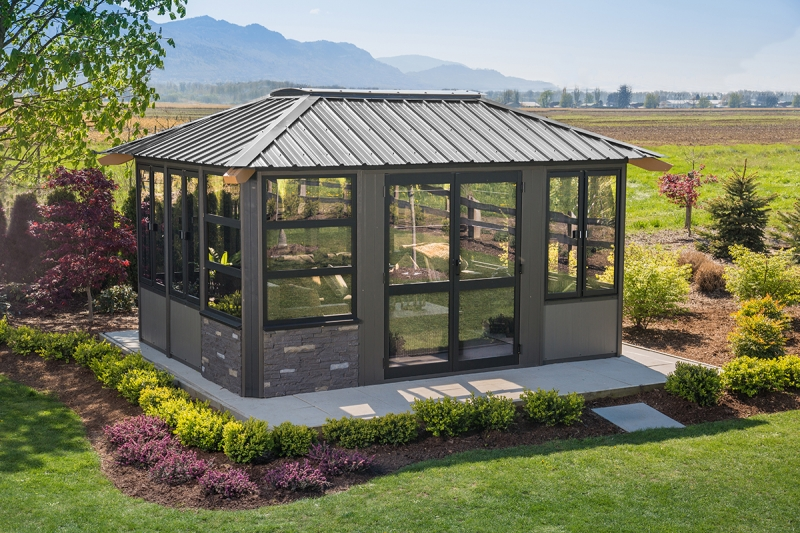 stoneham visscher gazebo in Ontario