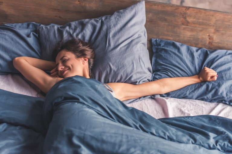 hot tub helps insomnia