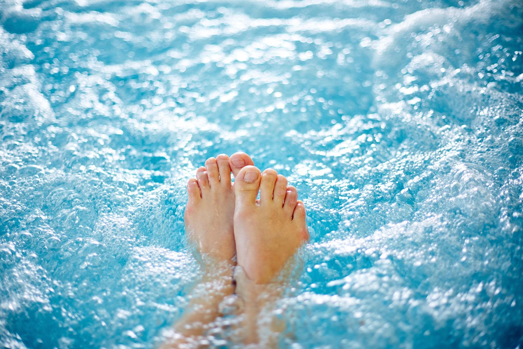 hot tub rash