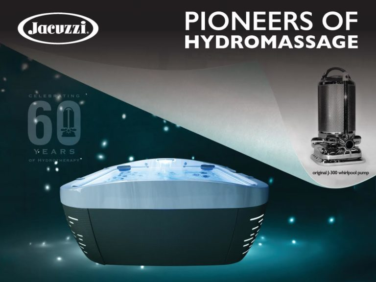 Jacuzzi Hot Tub hydromassage