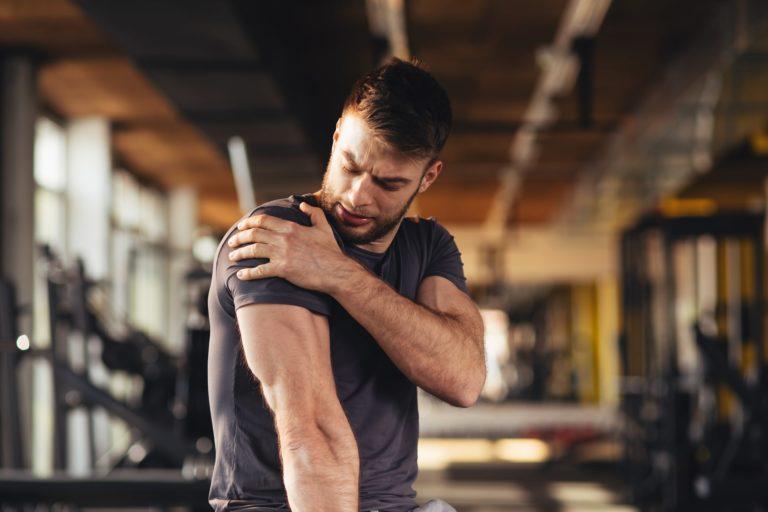 healing muscle injury in Ontario