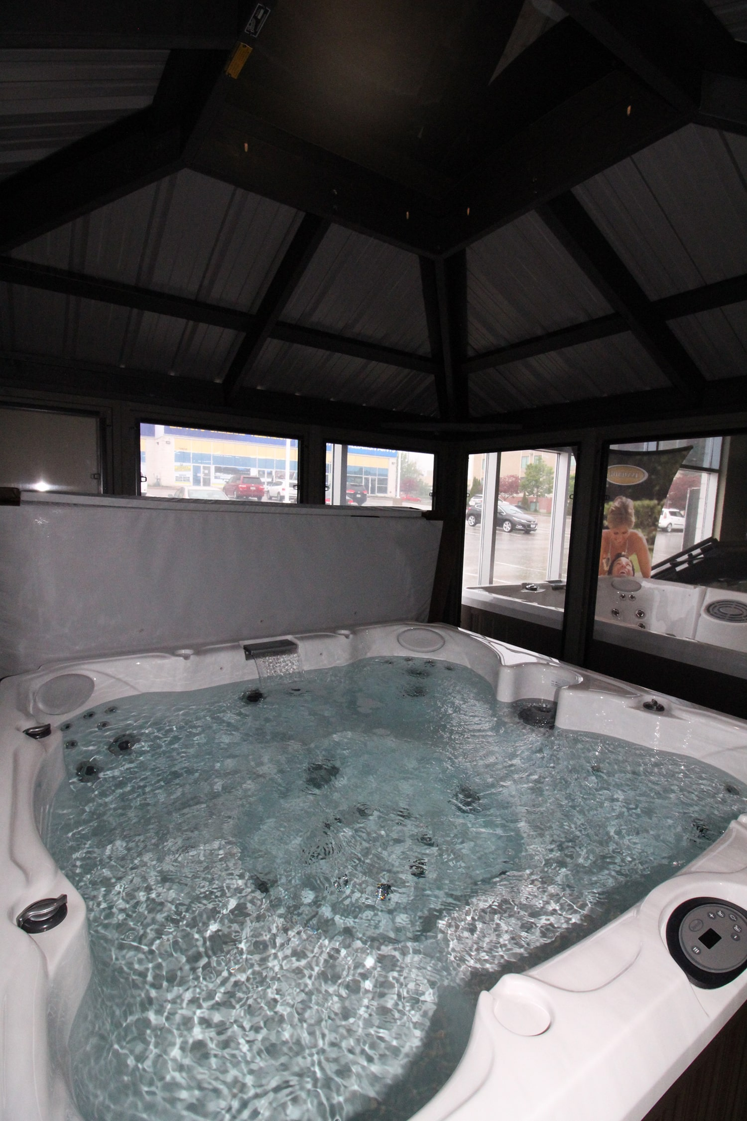 Jacuzzi Barrie Hot Tub Showroom