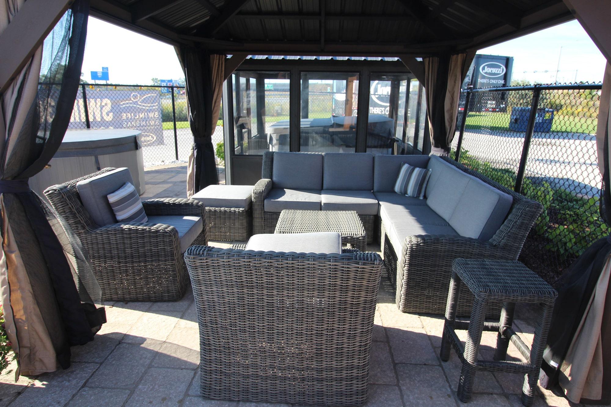 Jacuzzi Burlington Outdoor Furniture