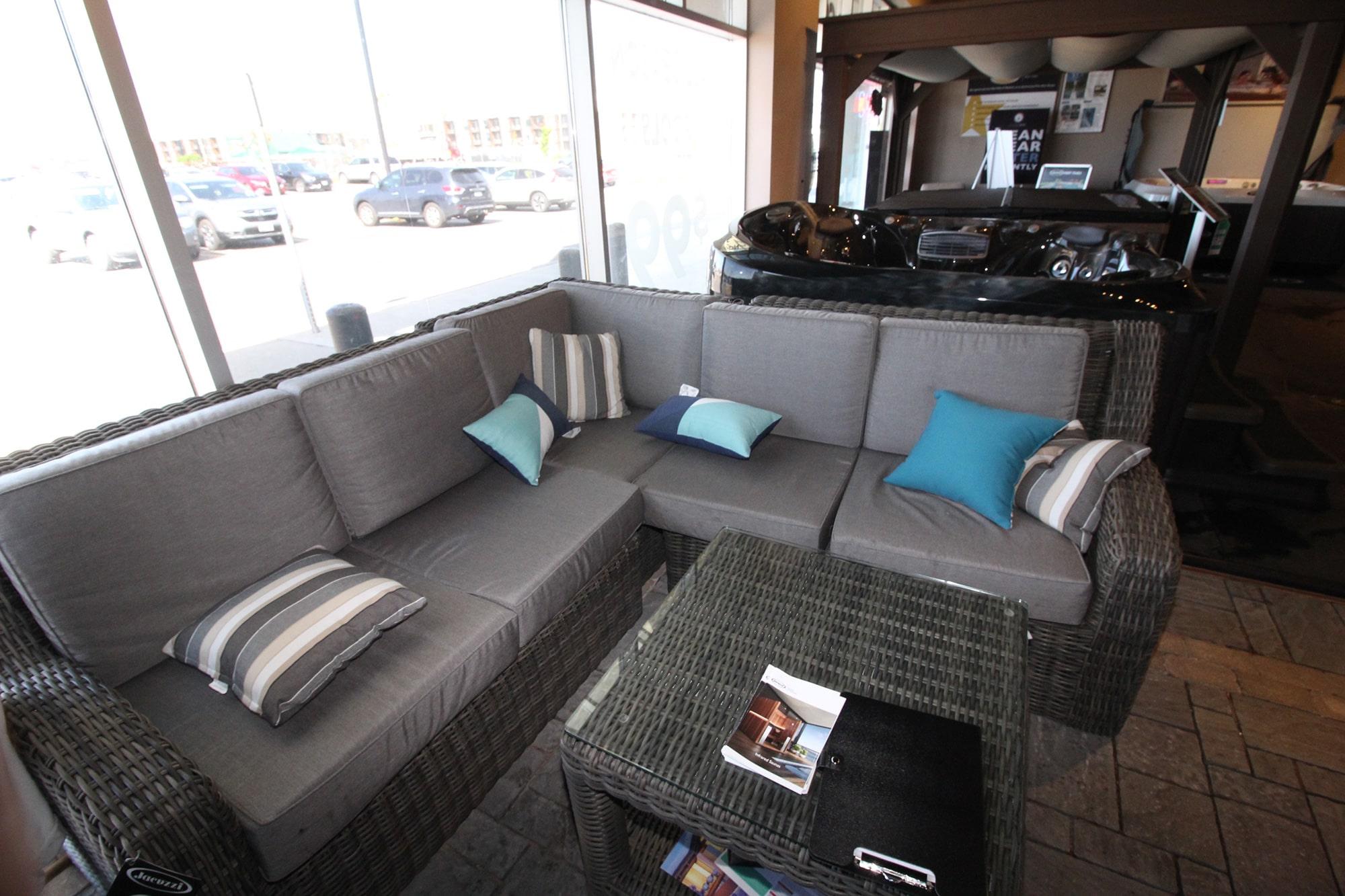 Jacuzzi Oakville Outdoor Patio Furniture