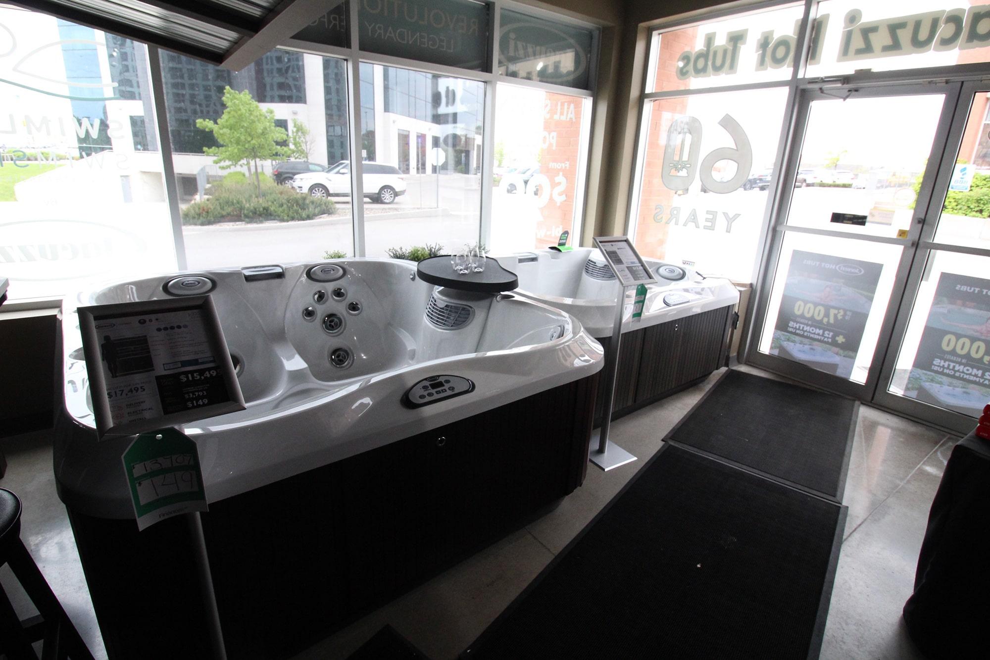 Jacuzzi Vaughan hot tubs