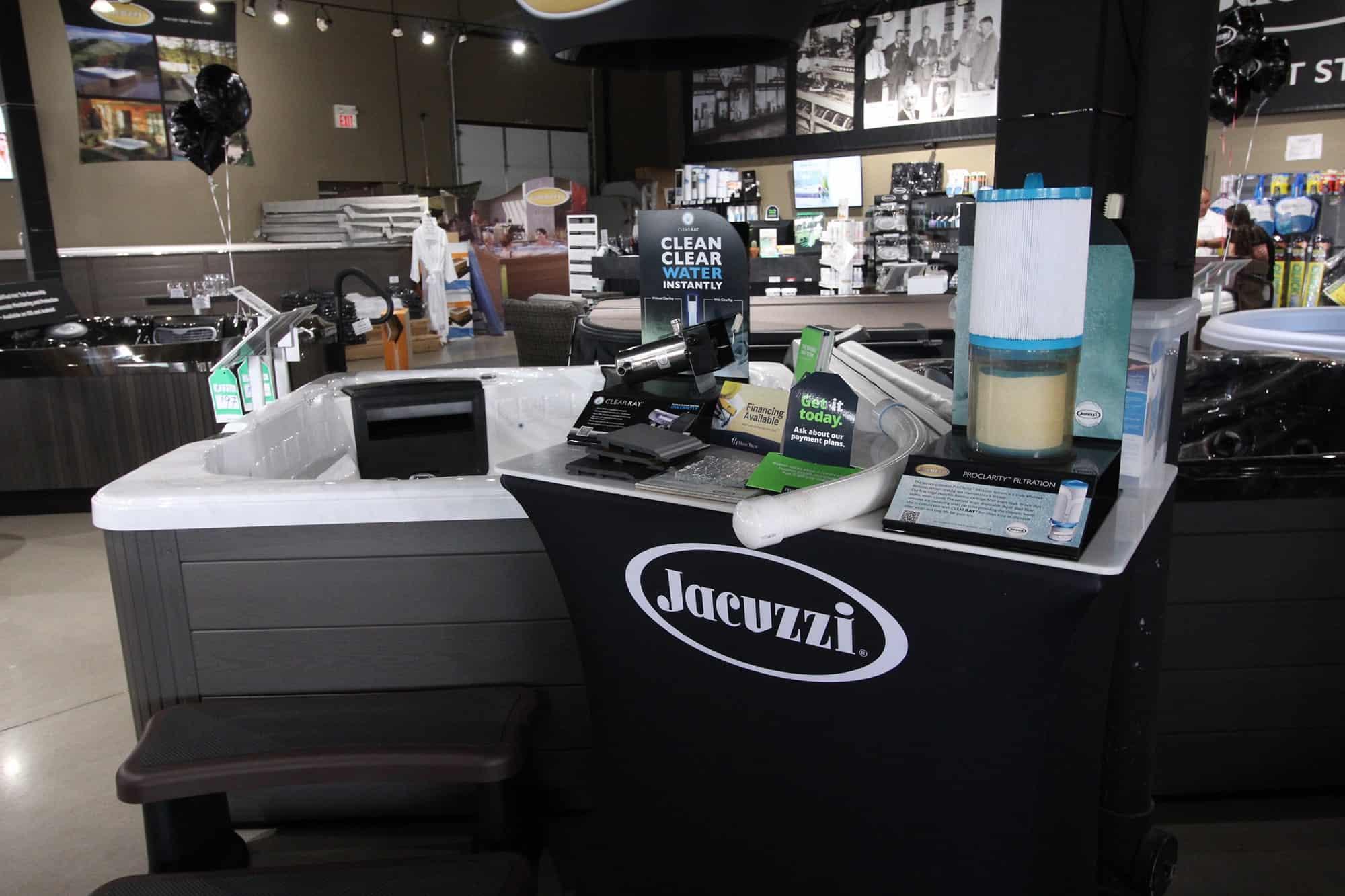 Jacuzzi Vaughan Service Showroom