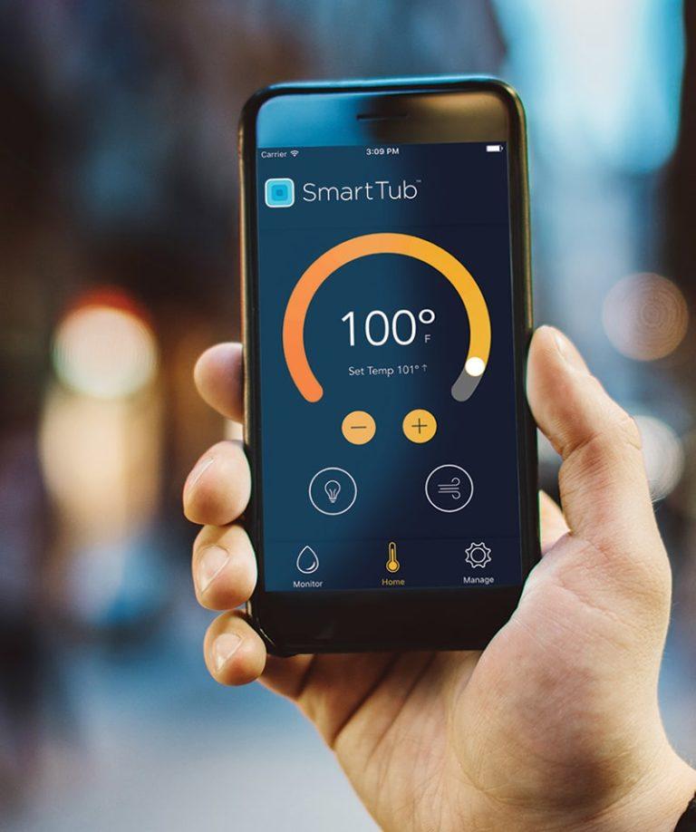 Smarttub System App in Ontario