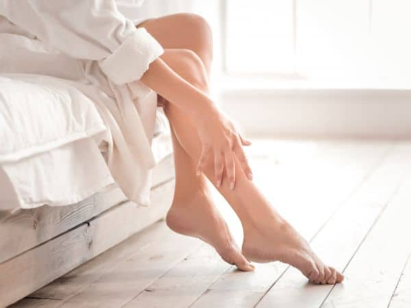 better skin from sauna use