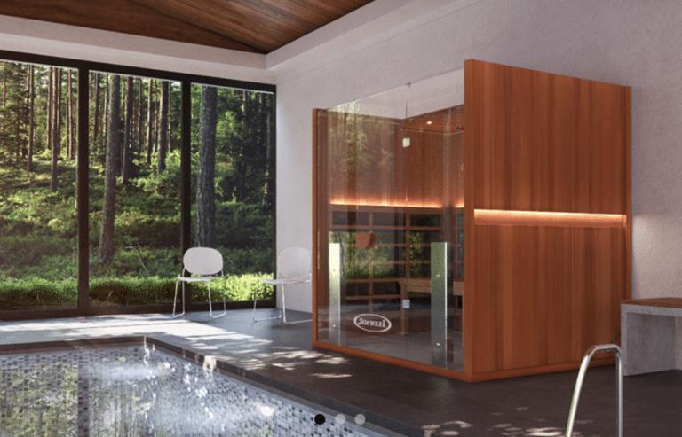 Jacuzzi Infrared Sauna