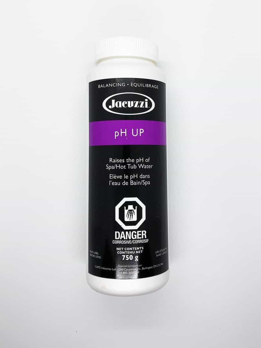 Jacuzzi pH Up 750 g