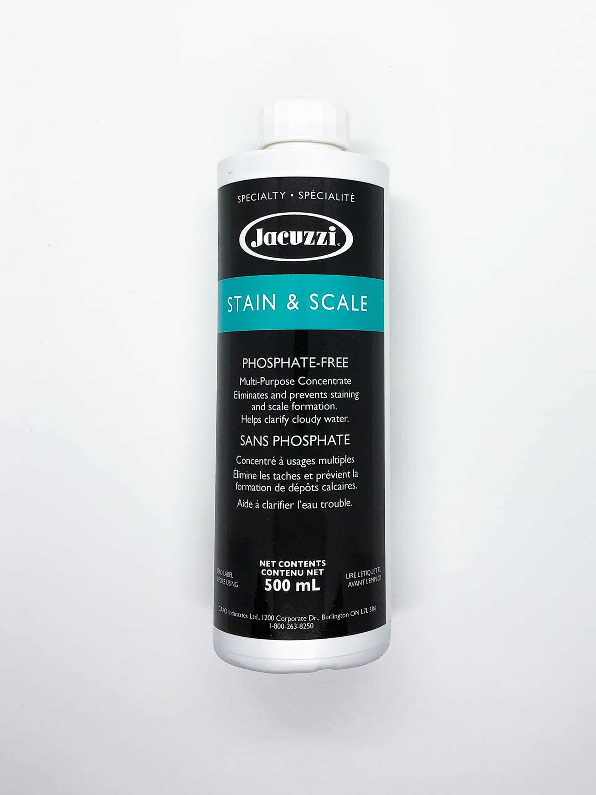 Jacuzzi Stain and Scale 500 ml