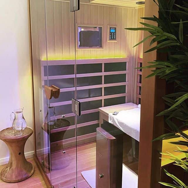 Beautiful Infrared Sauna Installation in London, Ontario