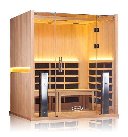 Sanctuary R Basswood Infrared Sauna
