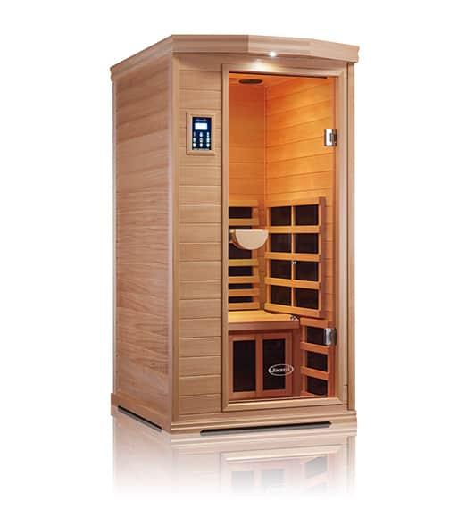 Premier IS-1 Basswood Infrared Sauna