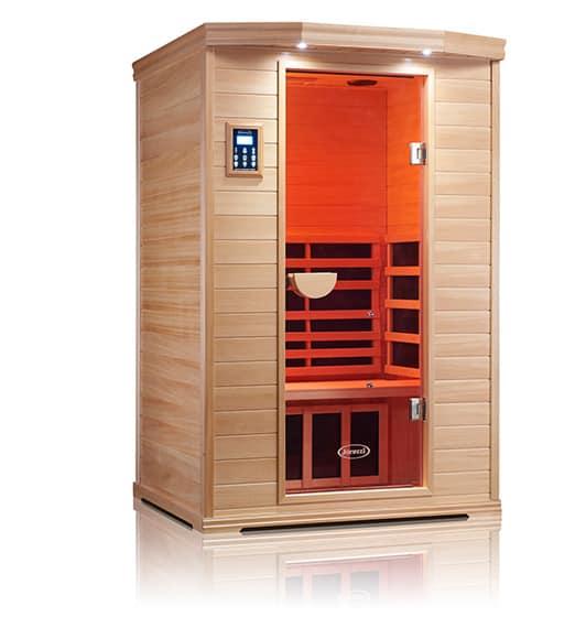 Premier IS-2 Basswood Infrared Sauna