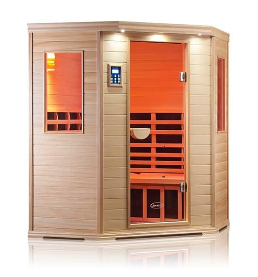 Premier IS-C Basswood Infrared Sauna