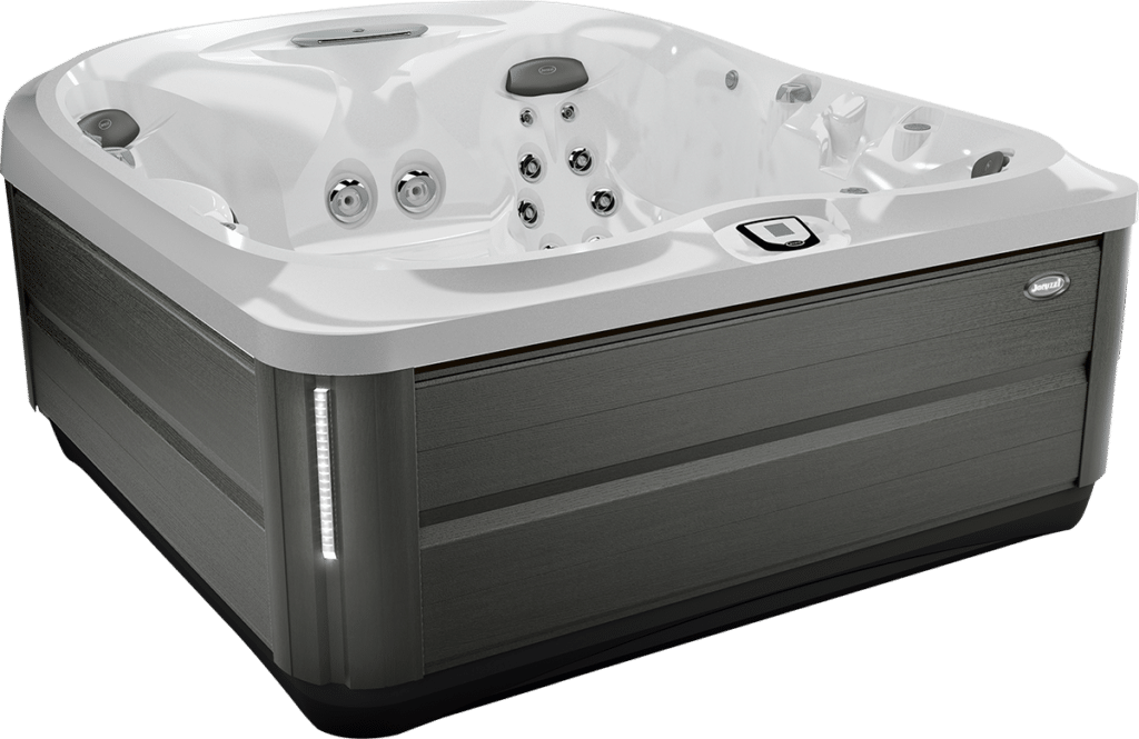 Jacuzzi J-475 hot tub side render