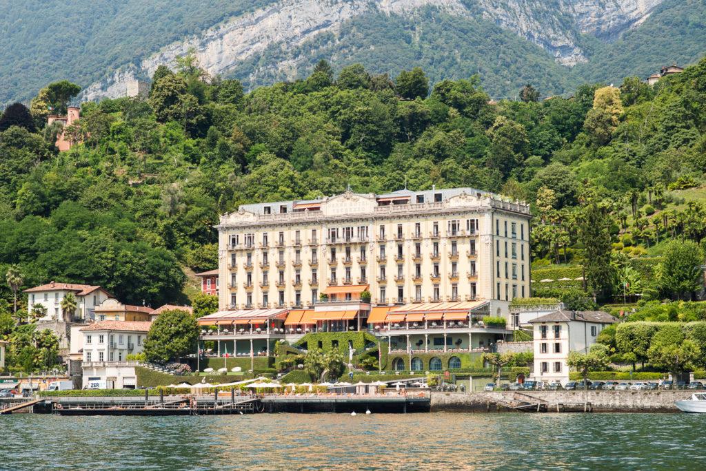 The Grand Hotel Tremezzo (Lake Como, Italy)