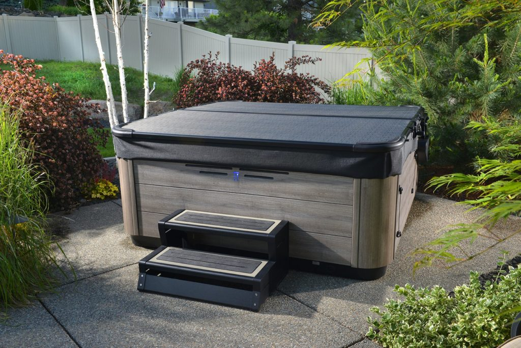 Smartop Hot Tub Cover