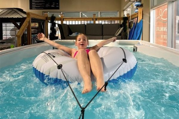SwimLife All Season Pools in Ontario