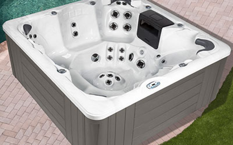 C-series hot tub in Ontario