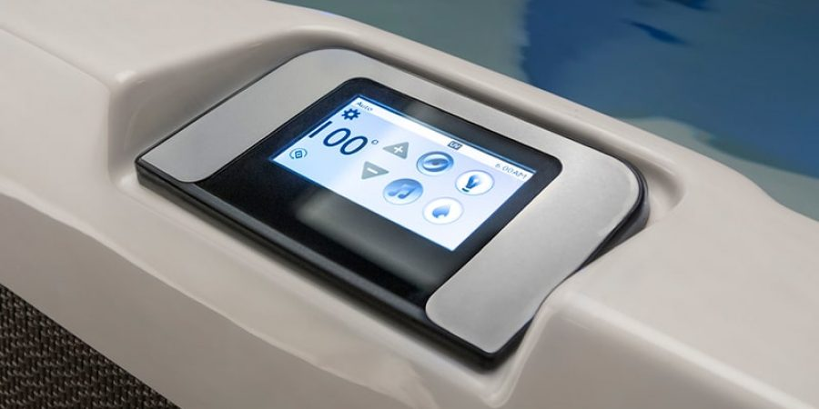 Jacuzzi Hot Tubs Touchscreen Control Panel in Ontario