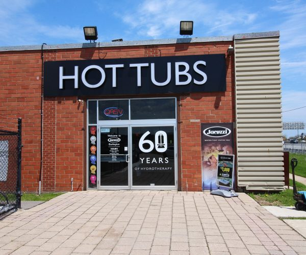 Jacuzzi Hot Tubs Burlington Ontario