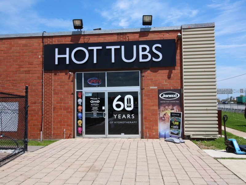 Jacuzzi Hot Tubs Burlington Ontario