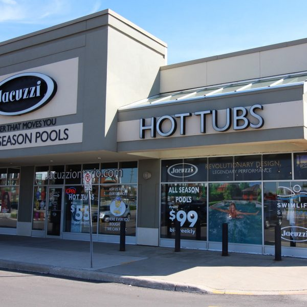 Jacuzzi Hot Tubs Oakville Ontario