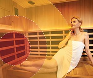 sauna full spectrum in Ontario